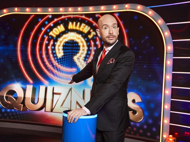 Comedian Tom Allen has landed himself his very own quiz show on Channel 4