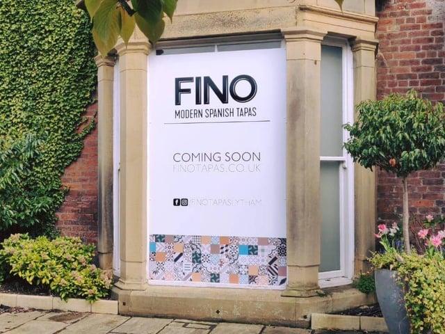 Fino Tapas is coming soon to Lytham