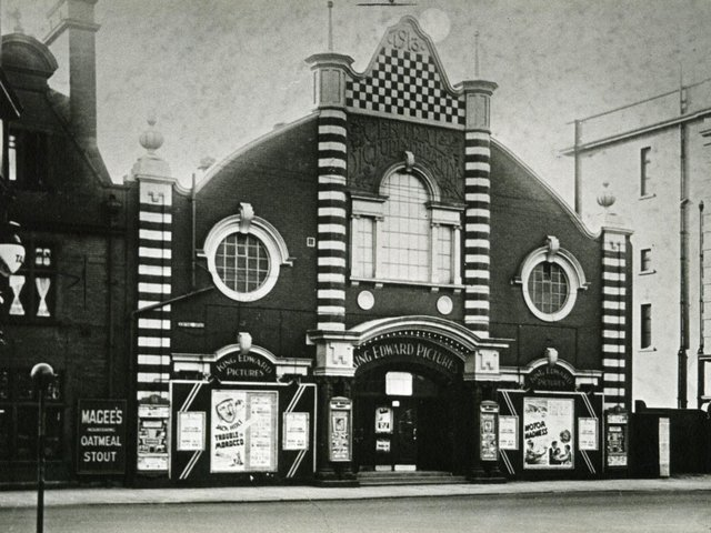King Edward Picture House, Blackpool