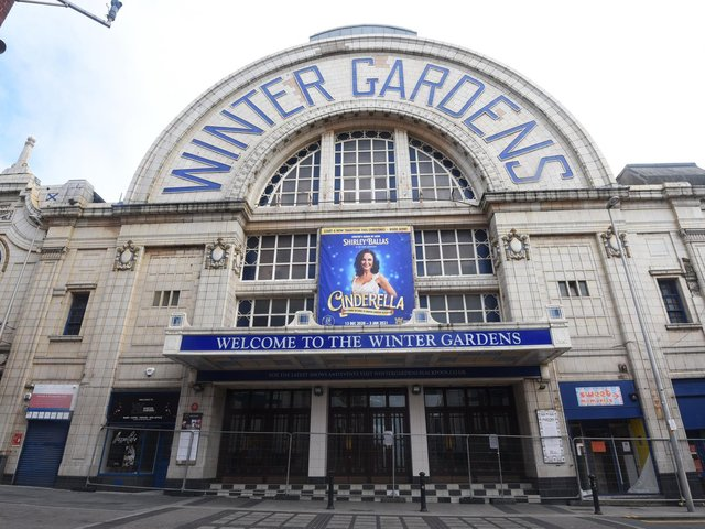 Blackpool Winter Gardens will reopen on May 17 introducing a programme of live daily entertainment