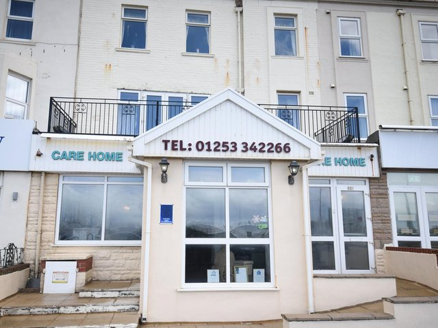 Feng Shui House care home in New South Promenade has been ordered to improve by the healthcare watchdog or face closure.