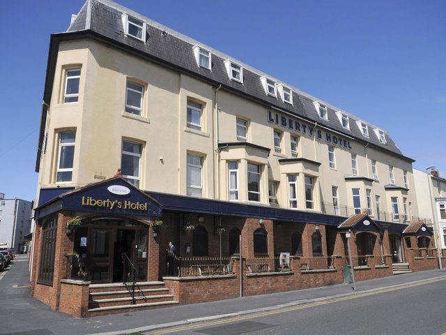 Liberty's Hotel is to open its doors from Monday