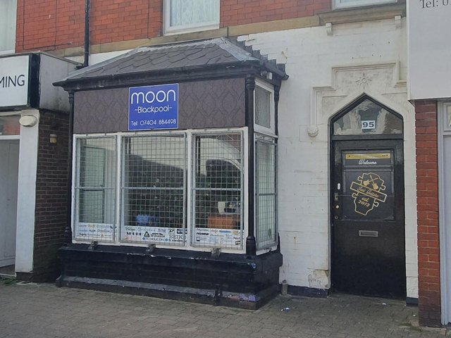 The massage parlour has been temporarily closed on Highfield Road