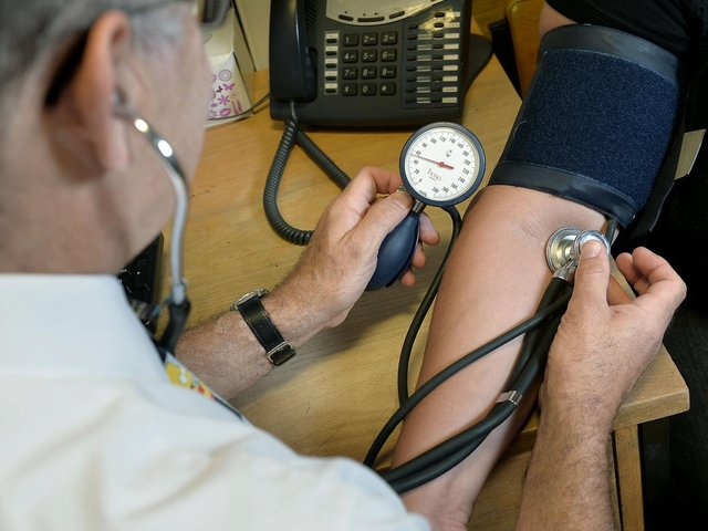Fylde coast medics said telephone consultations would continue at most GP practices after lockdown restrictions are eased further next week. Photo: PA Wire/PA Images