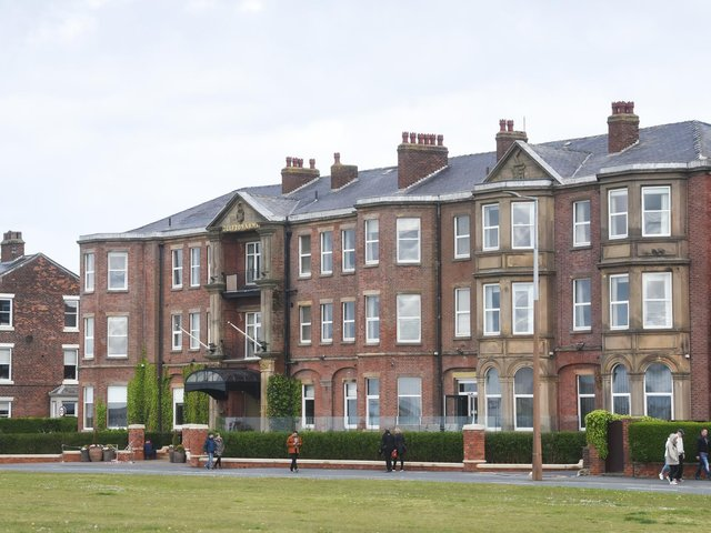 The Clifton Arms Hotel in Lytham