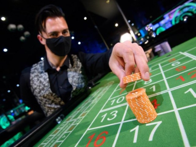 Blackpool's Grosvenor Casino is to reopen with social distancing measures in place