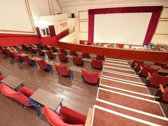 The Regent Cinema in Blackpool reopens this month