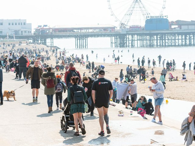 Blackpool is the third most popular destination according to Travelodge's 2021 survey