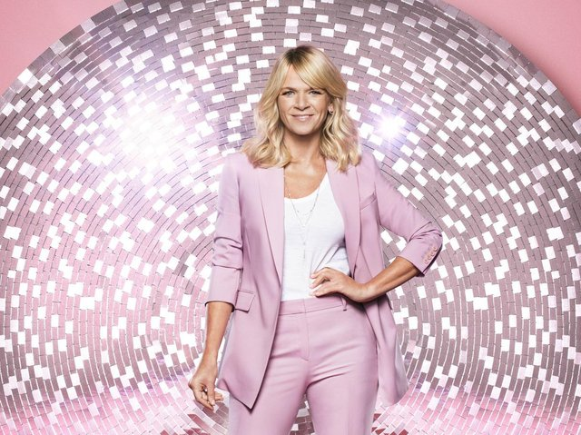 Zoe Ball is stepping down as presenter