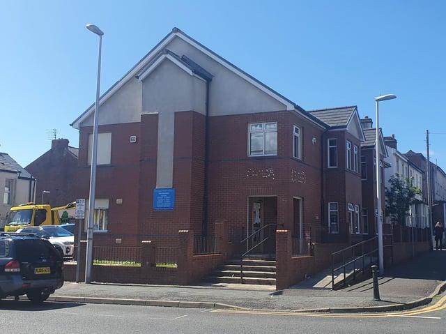 Elizabeth Street Surgery in Blackpool