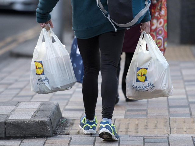 The single-use carrier bag charge is set to double from 5p to 10p. Do you think this is justified?