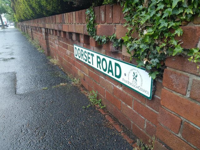 The couple previously shared a home in Dorset Road, St Annes