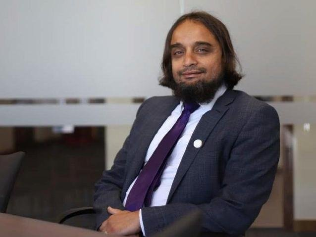 Dr Arif Rajpura, Blackpool Council's director of public health.