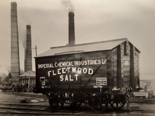 How ICI all began - Fleetwood Salt Company