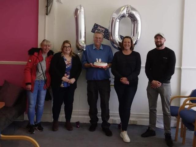 Mulberry Community Project is celebrating after being awarded £180,000 over a two-year period in National Lottery funding