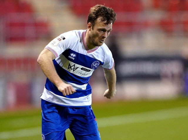 QPR defender Todd Kane could be on the move to League One.