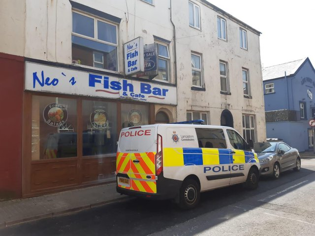 Police were called to a report of an assault in Yorkshire Street, Blackpool.