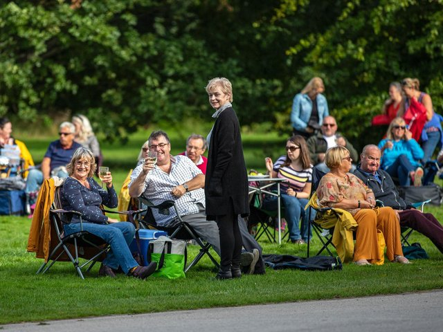 Outdoor fundraising concerts resume at Lytham Hall this weekend