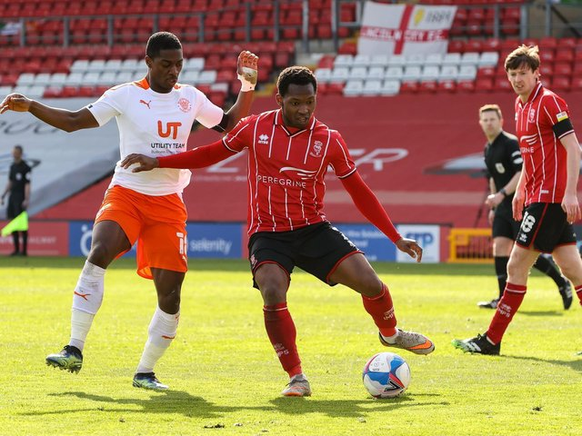 Blackpool and Lincoln City battle it out for promotion on Sunday