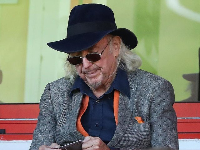 Former Blackpool FC owner Owen Oyston who has lost a legal battle over land in St Annes he wanted to build more than 500 houses on