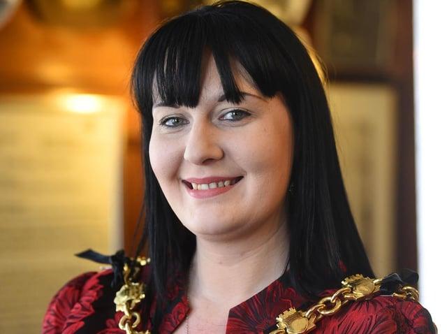 Blackpool Mayor Coun Amy Cross