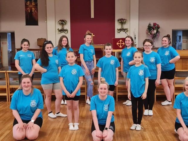 The Fleetwood Royalettes Juniors