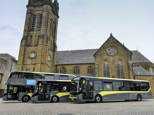 Blackpool Transport will be holding special events for its 100 years of Fylde coast buses