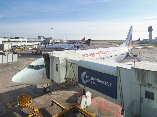 Manchester Airport, like others, has been devastated by coronavirus restrictions
