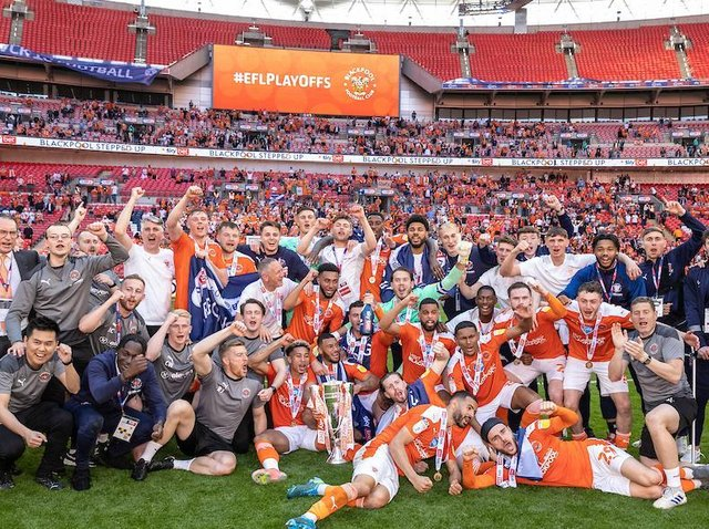 Who's been your standout performer for Blackpool this season?