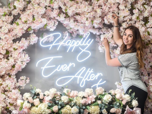 Lauren Thornton, has launched wedding and event styling company, Above and Beyond Events