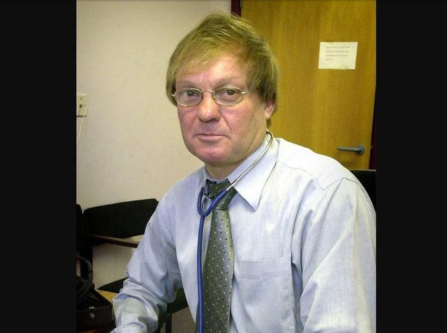 Dr Goksel Celikkol, pictured in 2003 by Gazette photographer Rob Lock, faces a medical tribunal next week