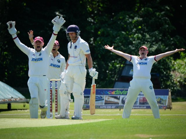 Lytham fell short against Highfield at the weekend