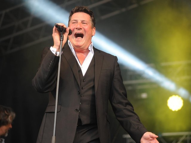 Tony Hadley has announced a 40th anniversary tour with a date at Blackpool Opera House