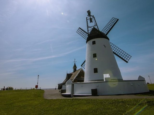 Anti-social behaviour was reported around Lytham Green and the windmill at the weekend