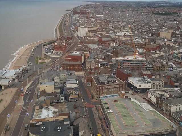 Constituency border changes are proposed in Blackpool