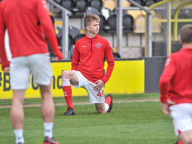 Josh Feeney has attracted Premier League interest Picture: Stephen Buckley/PRiME Media Images Limited