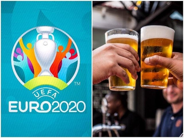 These are the pubs where you can claim a free pint during the Euros