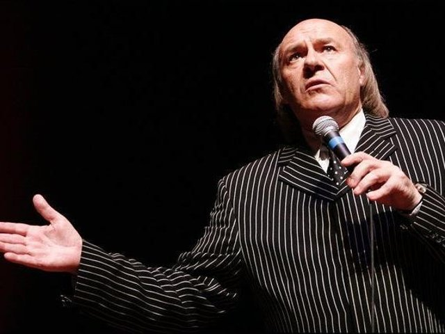 British comedy legend Mick Miller will perform for the first time ever at Blackpool's Layton Institute