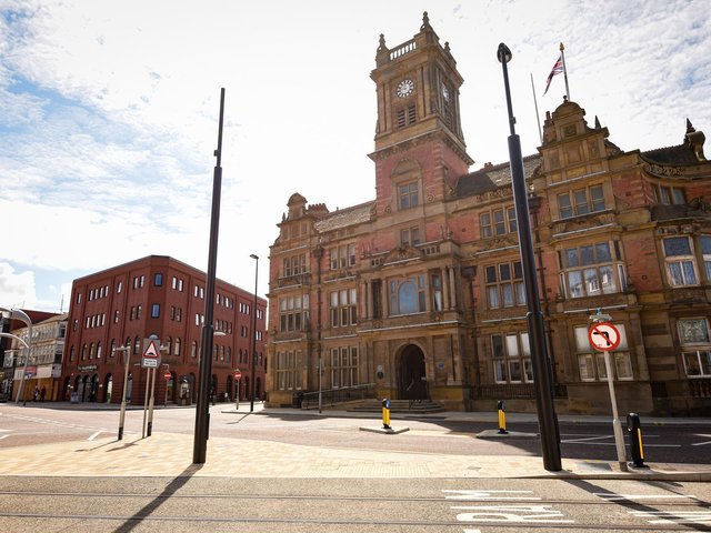 Town hall planners refused the application