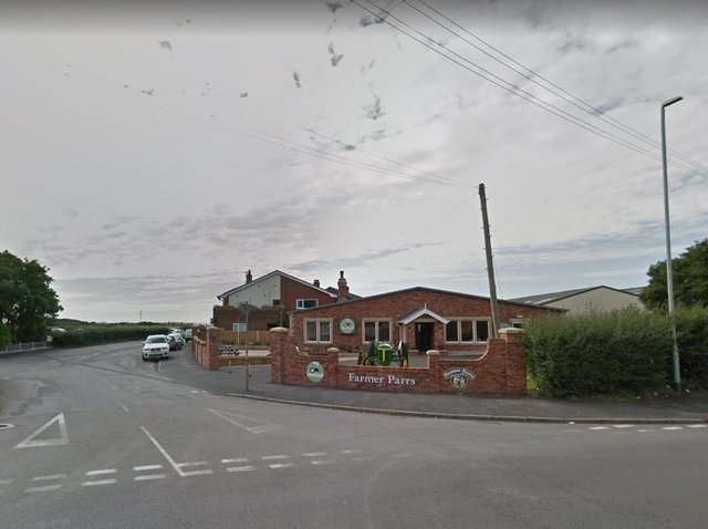Fire crews were called to Farmer Parrs Animal World in Rossall Lane, Fleetwood this morning (Friday, June 11). Pic: Google