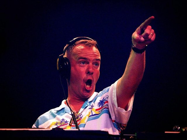 Norman Cook, aka Fatboy Slim, performing in 2006 (Picture: Niall Carson/PA Wire)