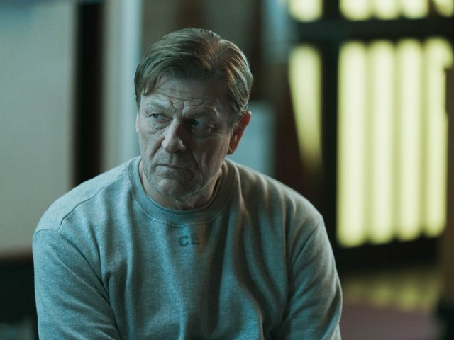 Sean Bean starred in the new BBC prison drama Time, written by Jimmy McGovern