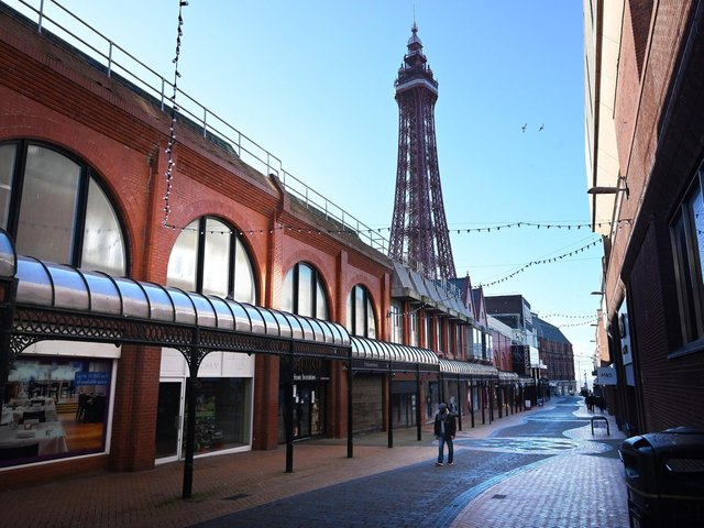 The Blackpool areas where Covid rates have risen as lockdown easing is delayed