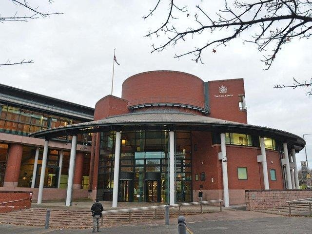 Ionut Iosup, 19, from Montrose Avenue, Blackpool, has been banned from driving after pleading guilty to the speeding offences between July 2020 and September 2020