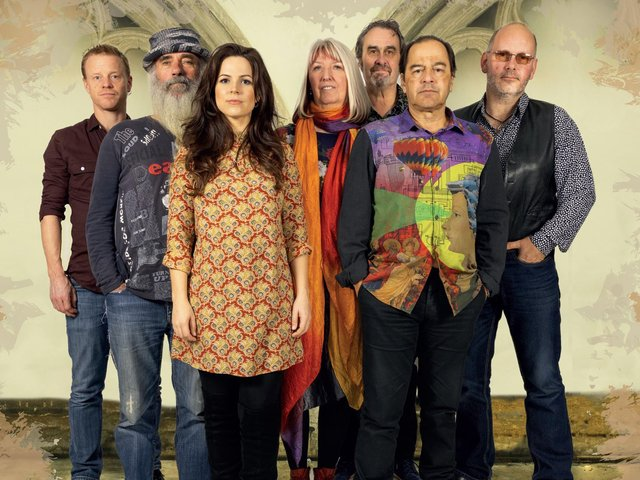 Steeleye Span who are performing in Fleetwood in October