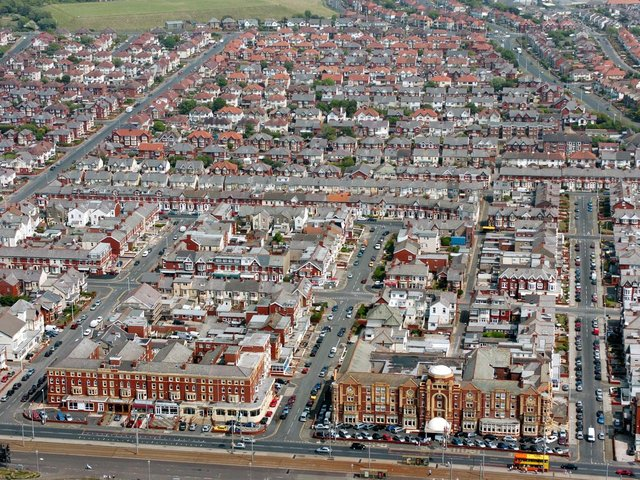 Blackpool is attracting the attention of property investors looking for buy to lets to cash in on the Staycations market