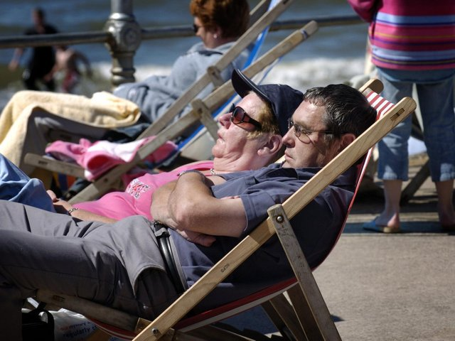 It was good, too, to hear that Blackpool is returning to its tradition of hired deckchairs along the Promenade.