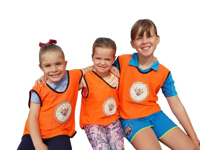 Blackpool FC Community Trust are running their popular sports and football camps this summer