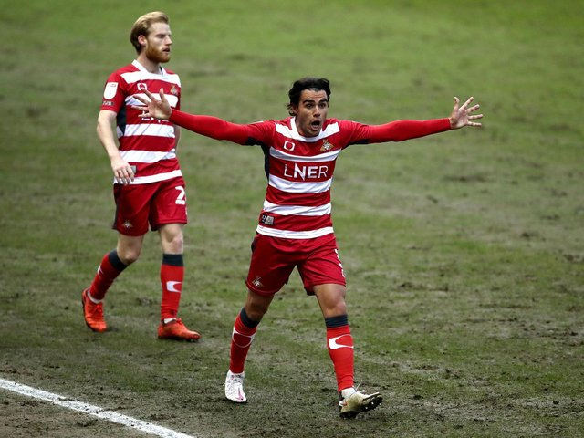 Reece James will officially leave Doncaster Rovers and join Blackpool once his contract expires next week