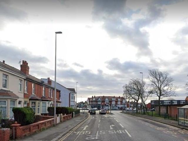 Ansdell Road, Blackpool